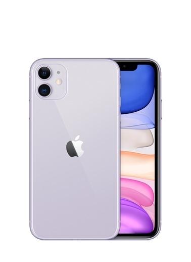 Apple iPhone 11 64 GB Purple (Aksesuarsız) Mor